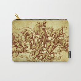 Sins Carry-All Pouch