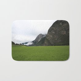 tirol alps Bath Mat