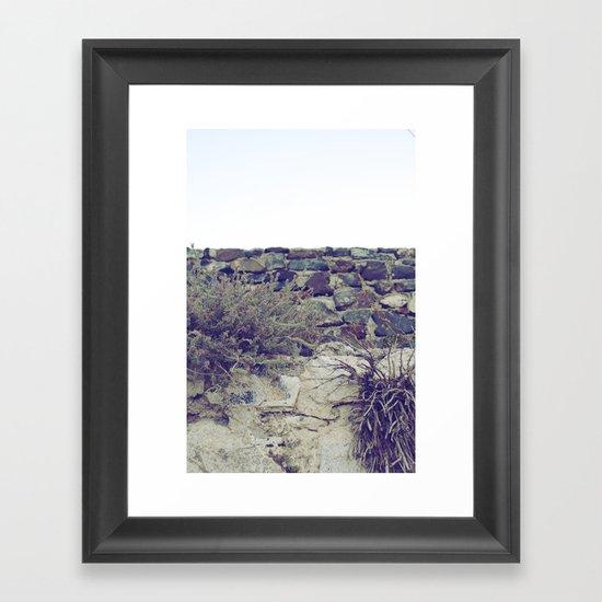 Untitled Wall Framed Art Print