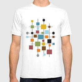 Mid-Century Modern Art 1.3 T-shirt