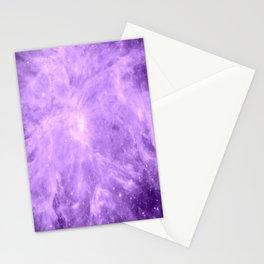 Lavender Orion Nebula Stationery Cards