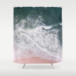 Beaches and Cream Shower Curtain