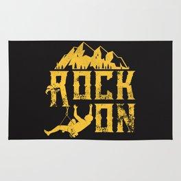 Rock On! Rug