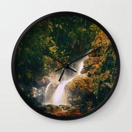 Stream of Light Wall Clock
