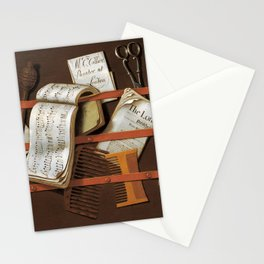 Evert Collier - Letter Rack Stationery Cards