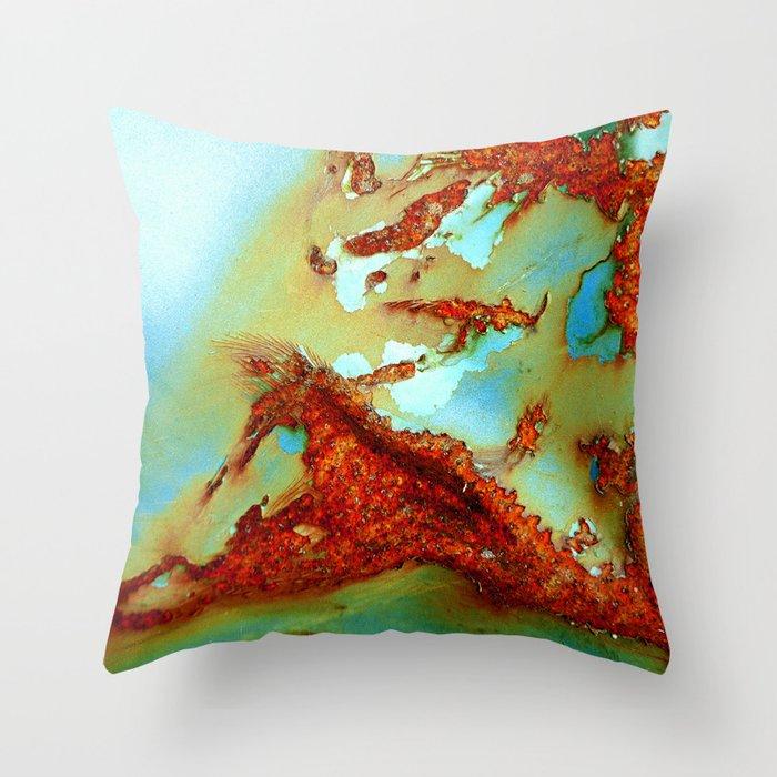 Pareidolia-2 Throw Pillow