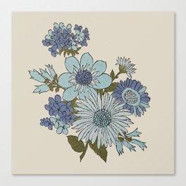 Dorchester Flower 2 Canvas Print