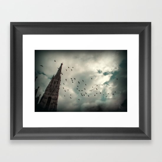 Vienna 04 Framed Art Print