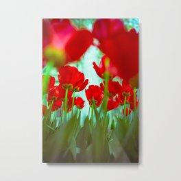 Flowers Forever Metal Print