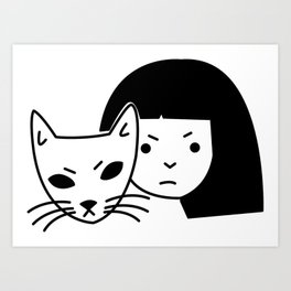Team Art Print