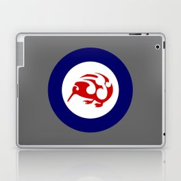 Kiwi Air Force Roundel Laptop & iPad Skin