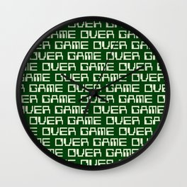 Game Over (i) Wall Clock