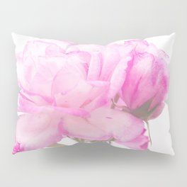 Light Pink Blend Rose #1 #floral #decor #art #society6 Pillow Sham