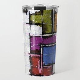Life as Tetris Travel Mug