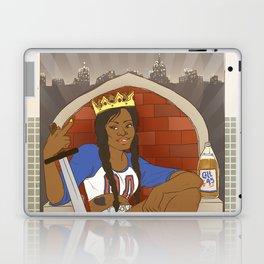 Queen of Swords - Azealia Banks Laptop & iPad Skin