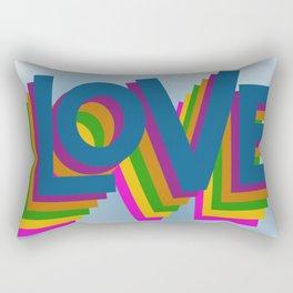 Love infinity Rectangular Pillow