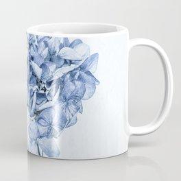 Hydrangea Blue 2 Coffee Mug