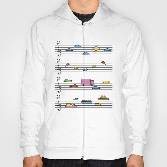 Life In Tune Hoody