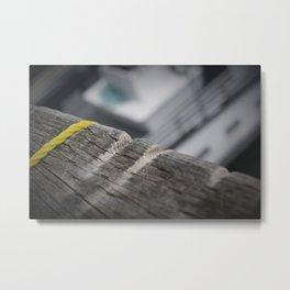Rope Burns  Metal Print