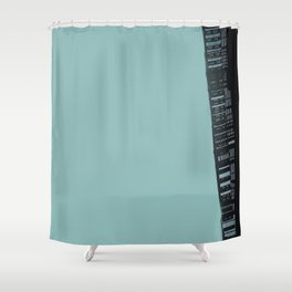 NYC Fire Escape Shower Curtain