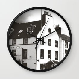 The George Hotel Wall Clock