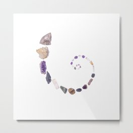 Golden Ratio Metal Print