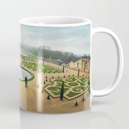 Versailles Gardens Panorama Coffee Mug