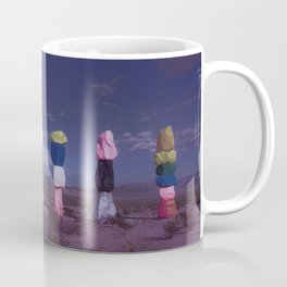 Seven Magic Mountains (Series1 Pt.2) Coffee Mug