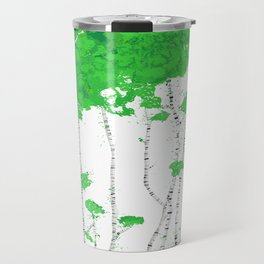 Birch groove Travel Mug