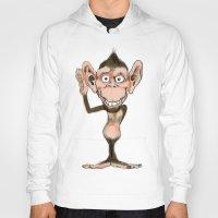 ape Hoodies featuring APE by Fernee