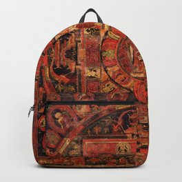 Mandala of Amogapasha Backpack