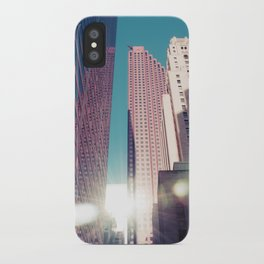 Bam! Flare!.. iPhone Case