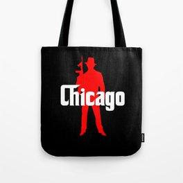 Chicago mafia Tote Bag