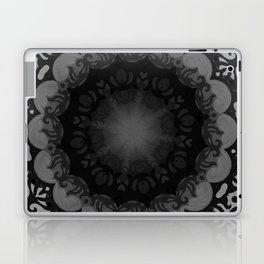 Dark Mandala #1 Laptop & iPad Skin
