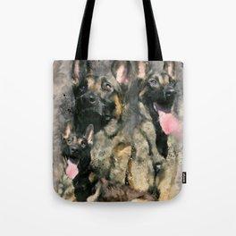 The Belgian Shepherd Tote Bag
