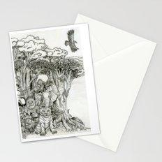 Jungle Friends Stationery Cards