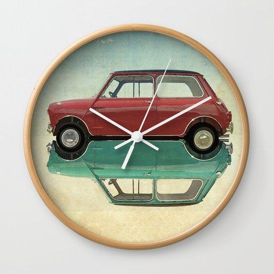dear mini  Wall Clock