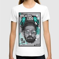 breaking bad T-shirts featuring Breaking Bad by Sophie Bland