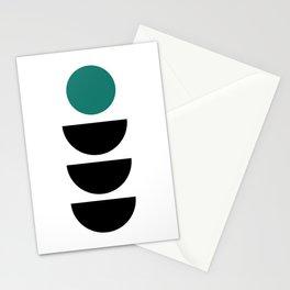 Scandinavian Minimalist Print Stationery Cards