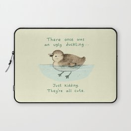 Ugly Duckling Laptop Sleeve
