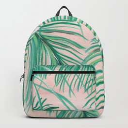 Sunset Palms. Backpack