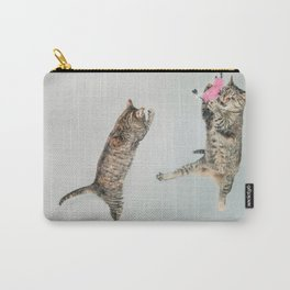 Les chats qui jouent! Carry-All Pouch