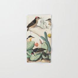 Woodpeckers And Cacti Hand & Bath Towel