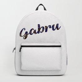 High Rxted Gabru Backpack