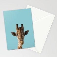 Giraffe Stationery Cards