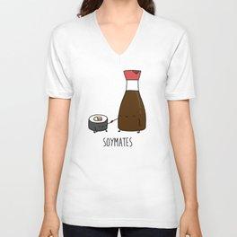 Soymates Unisex V-Neck
