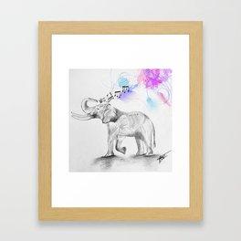 EleTune Framed Art Print