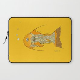 Francis the Fish Laptop Sleeve