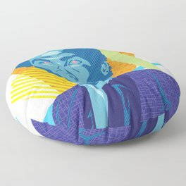 RICO :: Memphis Design :: Miami Vice Series Floor Pillow