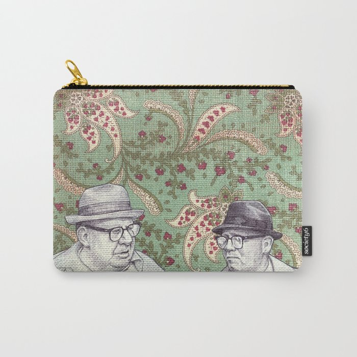 Old Men Carry-All Pouch